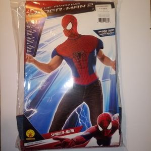 The Amazing Spider-Man Costume Men's XL MARVEL